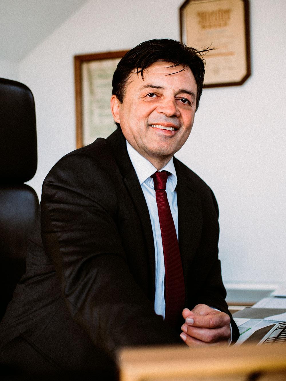 Dr. Heinrich Wengerter